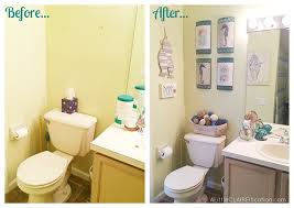 theme bathroom themed bathroom a small space makeover giveaway a