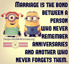 wedding quotes humorous 6 marriage quotes page 4 of 6 minion quotes