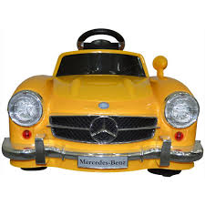 convenience boutique kids baby ride on car mercedes benz 300sl amg