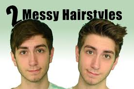 Spiked Hairstyles For Men by Men U0027s Hair Tutorial Two Styles For Shorter Hair Youtube