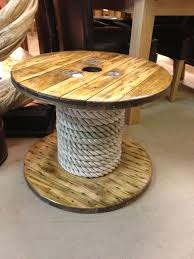 Wire Spool Table The 25 Best Wire Reel Ideas On Pinterest Wooden Cable Reel