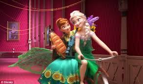 frozen fever trailer sees elsa anna olaf return big