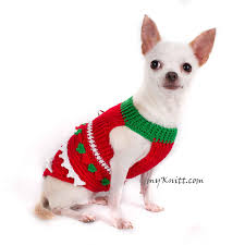 chihuahua sweaters tree chihuahua clothes crochet sweater df1 myknitt