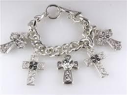 cross bracelet charm images Christian bracelets page 30 the quiet witness jpg