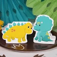 dinosaur baby shower diy table decorations