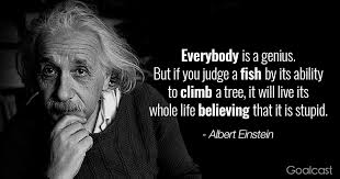 Judge A Tree By Its Fruit - top 30 most inspiring albert einstein quotes goalcast