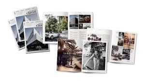 classic magazine subscription