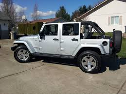 jeep wrangler 4 door top off purchasing 09 used jku sahara what to watch for jeep wrangler forum