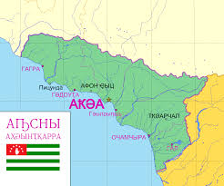 map of abkhazia atlas of abkhazia wikimedia commons