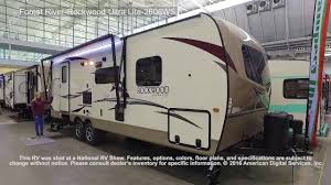 rockwood trailers floor plans forest river rockwood ultra lite 2606ws youtube