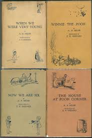 house at pooh corner the pooh books set of first editions