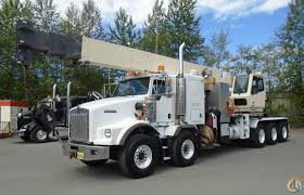 kw t800 for sale national 14110 mounted on a 2006 kenworth t800 crane for sale in