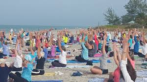 loving light yoga yoga for every body beach yoga fitness