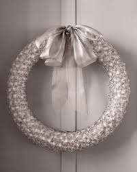 crystal wreath martha stewart