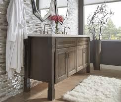 shaker style bathroom cabinets homecrest