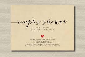 co ed bridal shower bridal shower invitations bridal shower invitations for couples