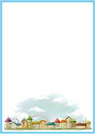border writing paper ec4300e27176aeb598e49edd93032df4 jpg 1240 1754 p pinterest village page border