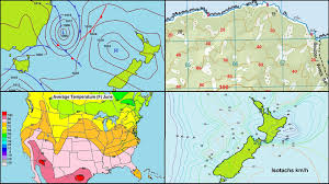 isoline map definition contour lines isolines and imaginary line in the map vidyagyaan