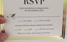 wedding rsvps wedding rsvp wording tips wedding experience