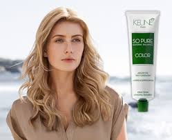 keune 5 23 haircolor use 10 for how long on hair so pure color blonde sopure sopurecolor keune hair haircolor