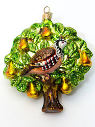 a partridge in a pear tree ornament traditions we treasure