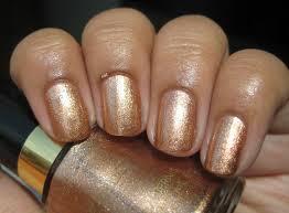 naz u0027s nails revlon copper penny