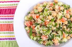 cuisiner du quinoa salade de quinoa à la gab recettes du québec