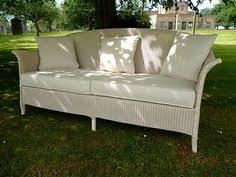 loom sofa lloyd loom furniture interiors usa 1929 vintage homeware ads