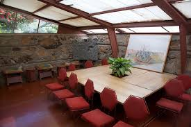 Taliesin West Interior Frank Lloyd Wright U0027s Taliesin West Office Interior A Photo On