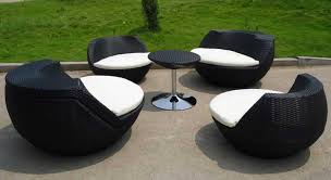 find perfect wicker patio furniture sets in variety style