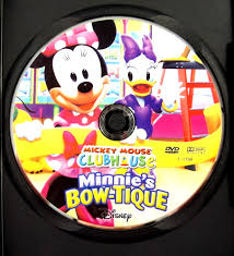 minnie s bowtique mickey mouse clubhouse minnie s bow tique 2010 wholesale dvd