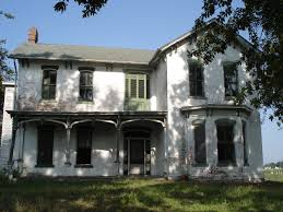 abandoned mansions for sale cheap illinois