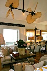 Kitchen Ceiling Fan With Light Good Looking Westinghouse Ceiling Fans In Family Room Beach Style
