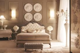 schlafzimmer klassisch mit led gips und styropor stuckleisten dekorieren 20 ideen