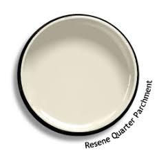 resene quarter parchment colour swatch resene paints