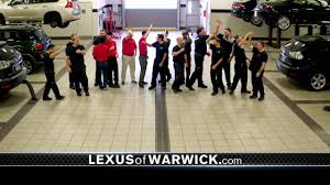 lexus repair woodland hills lexus of warwick youtube