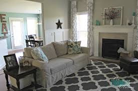 livingroom makeovers living room makeover part 7 reveal the turquoise home