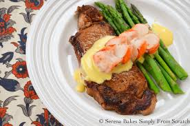 cuisine hollandaise perfectly pan seared steak for fathers day serena bakes simply