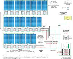 diy solar panel wiring diagram with off grid png magnificent for