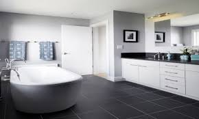 bathroom vanities that look like furniture white and gray
