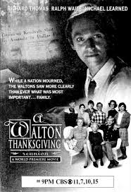 the waltons thanksgiving