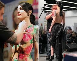 international tattoo convention in frankfurt germany photos