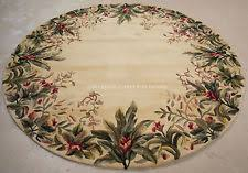 Round Tropical Area Rugs Floral Round Tropical Area Rugs Ebay