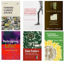brian tokar educator author activist institute for social ecology