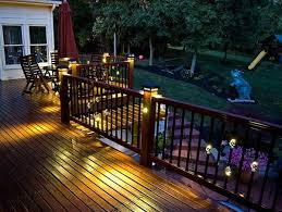 Patio Lighting Solar Patio Lighting Pictures And Ideas