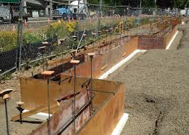 How Much Does It Cost To Pour A Basement by Placing A Concrete Foundation On Rigid Foam Insulation