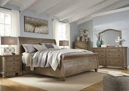 sleigh bedroom set queen ashley furniture trishley 2pc bedroom set with queen sleigh bed