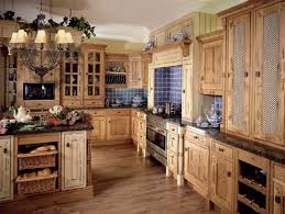 Delighful Custom Country Kitchen Cabinets U For Ideas - Country cabinets for kitchen