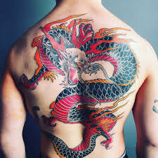 the symbolic dragon tattoos 60 attention grabbing dragon tattoo designs mythological body art