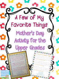 mothers day stuff teaching with a mountain view s day freebie